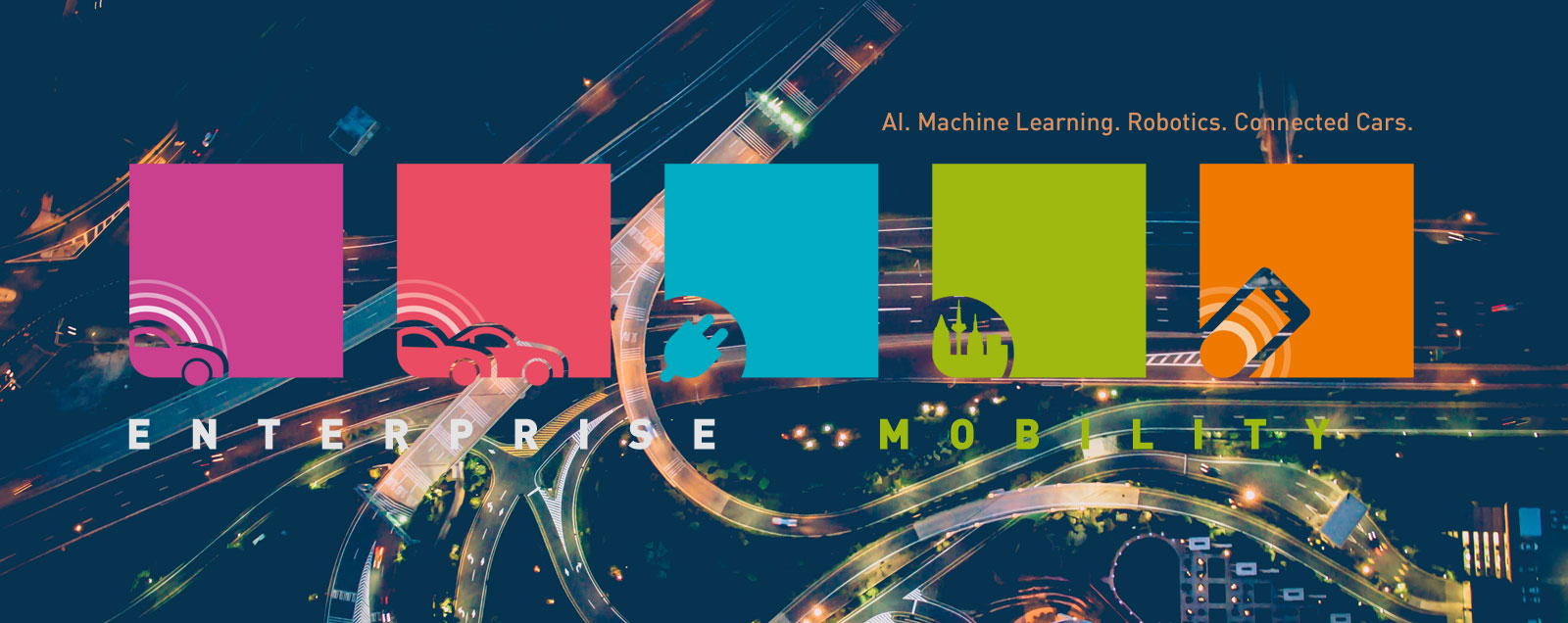 Enterprise Mobility UAE - Expertise in AI, Machine Learning, Robotics and Connected Cars